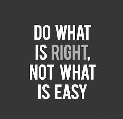 whatrightnot easy