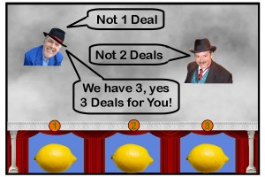Deal for you J