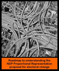 Roadmap Understanding NDP proposal