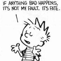 Calvin Its fate Small